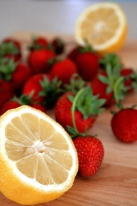 strawberry-lemon